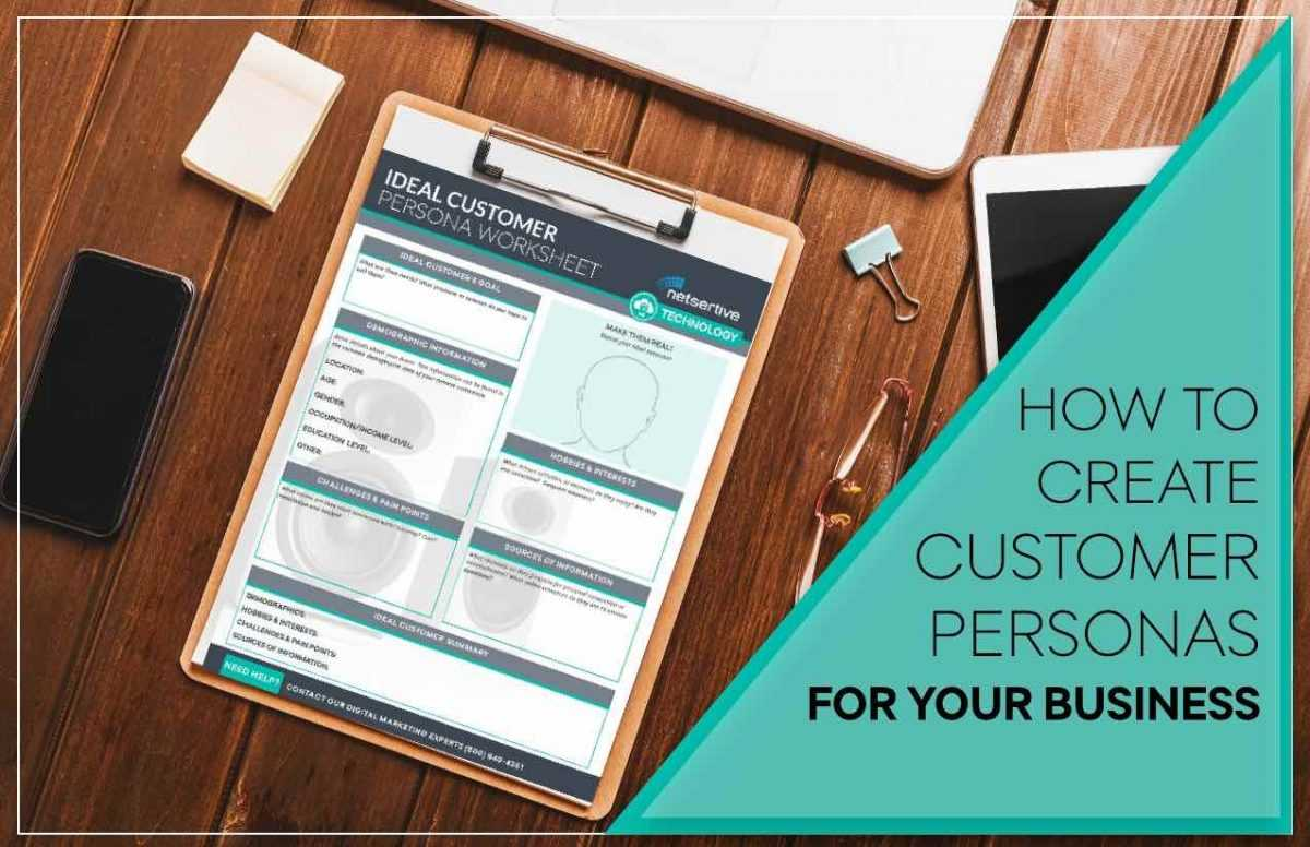 Customer Personas For Your Business